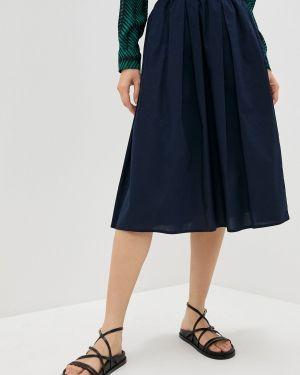 Платье синее весеннее Perfect J
