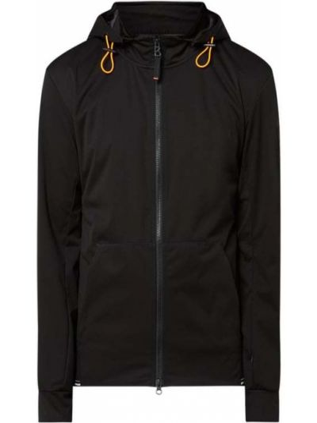 Czarna kurtka z kapturem Bogner Fire + Ice