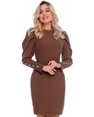 Деловое платье футляр платье-сарафан Nikol