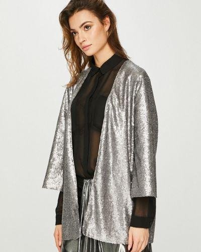 Пиджак прямой с пайетками Answear