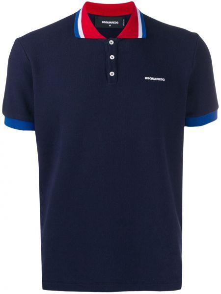 Koszula krótkie z krótkim rękawem klasyczna włoski Dsquared2