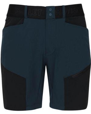 Niebieskie krótkie szorty Millet