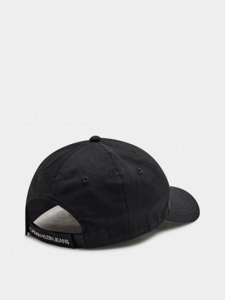 Кепка - черная Calvin Klein