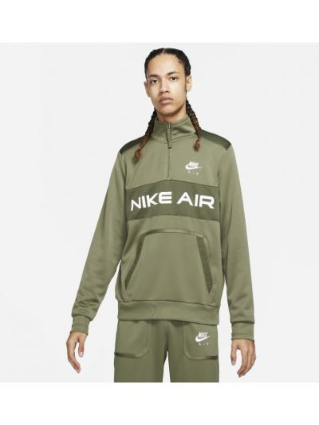Klasyczna brązowa kurtka sportowa Nike