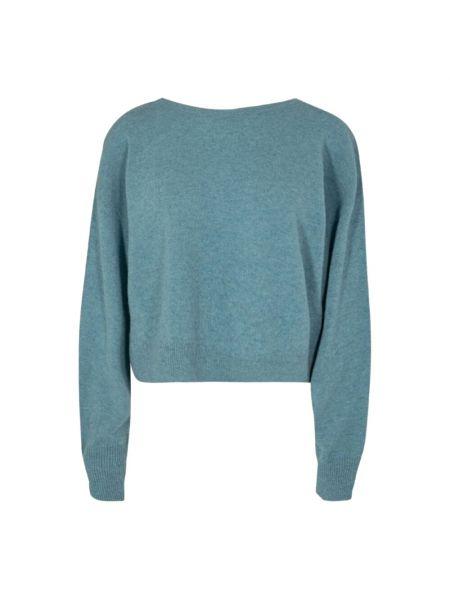 Niebieski sweter Remain