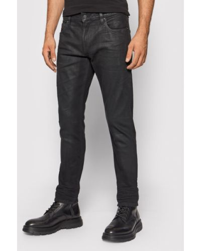 Mom jeans - czarne Guess