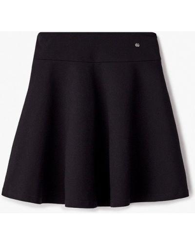 Расклешенные свободные черные брюки Finn Flare