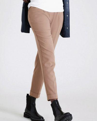 Розовые зауженные брюки Marks & Spencer
