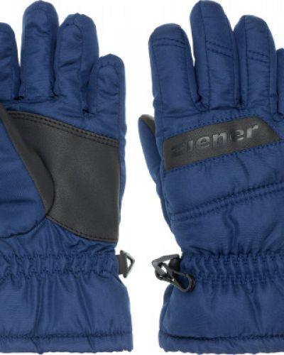 Синие перчатки Ziener