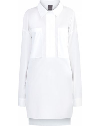 Блузка с люрексом оверсайз Lorena Antoniazzi