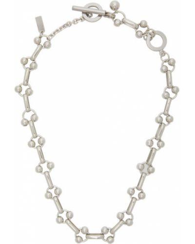 Серебряное ожерелье для полных Mounser