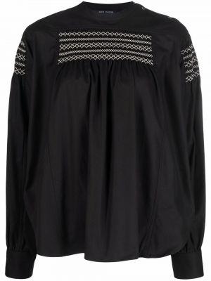 Фланелевая рубашка - черная Sofie D'hoore