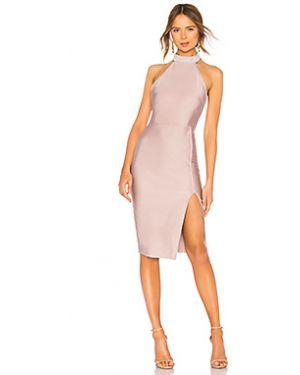 Облегающее платье чокер на молнии By The Way.