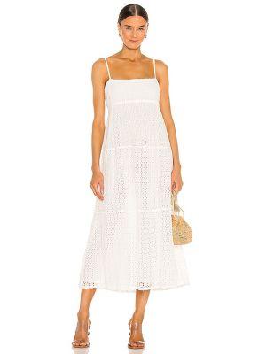 Домашнее бежевое платье с подкладкой Bardot