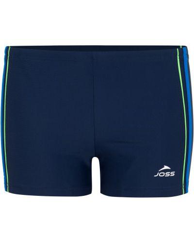 Синие шорты спортивные Joss
