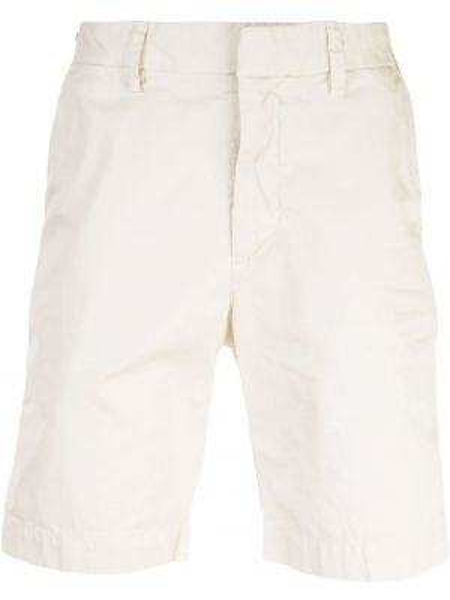 Белые короткие шорты с карманами Save Khaki United