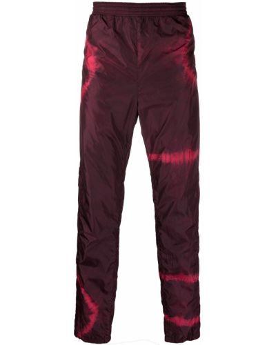 Czarne spodnie z nylonu Acne Studios