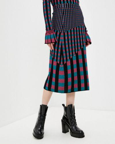 Разноцветная юбка Diane Von Furstenberg