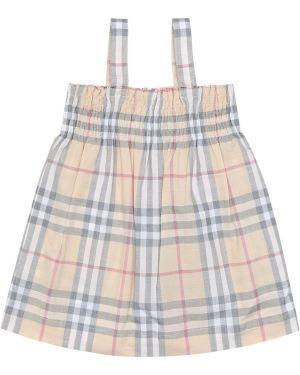Летнее платье Burberry Kids