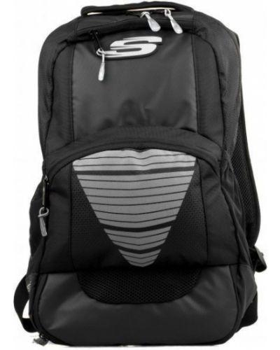 Рюкзак повседневный черный Skechers