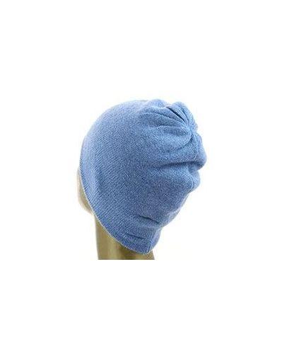 Синяя шапка Not Shy