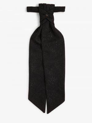 Niebieski krawat elegancki Tziacco