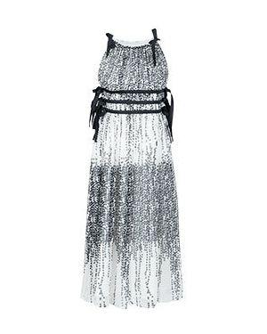 Платье платье-сарафан черное Max & Moi