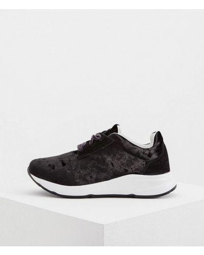 Черные кроссовки Jog Dog