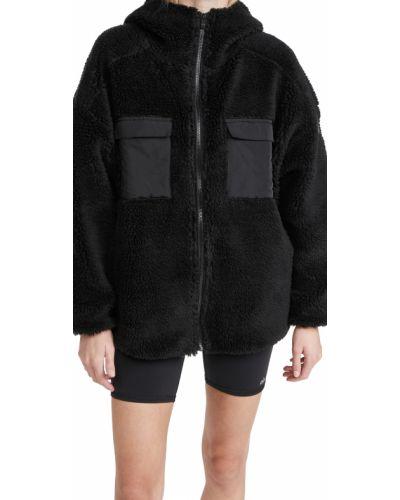 Куртка с карманами - черная Alo Yoga