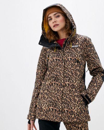 Куртка горнолыжная - коричневая Dc Shoes