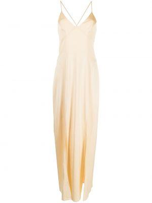 Платье миди - желтое Manning Cartell