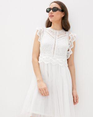 Белое платье Care Of You