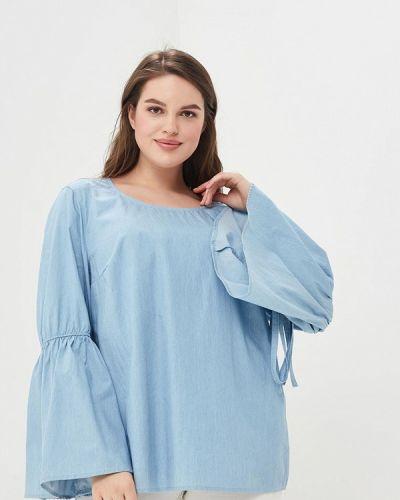 Голубая блузка Studio Untold