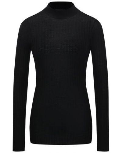 Шерстяной пуловер - черный Atm Anthony Thomas Melillo