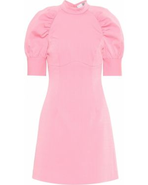Платье мини розовое модерн Rebecca Vallance