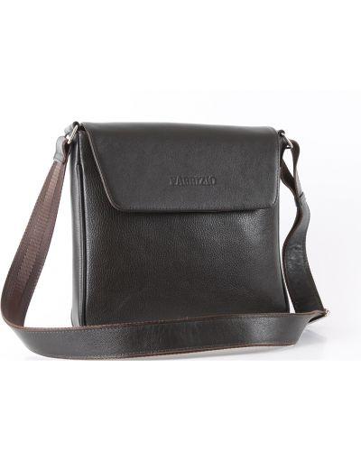 Кожаная сумка деловая текстильная Lacywear