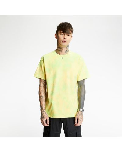 Zielony t-shirt John Elliott
