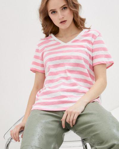 Розовая футболка Marks & Spencer