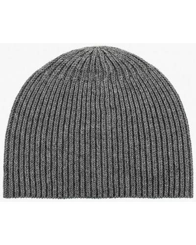 Серая шапка осенняя Check Ya Head