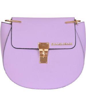 Фиолетовая сумка Silvian Heach