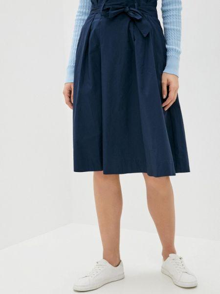 Синяя юбка Incity