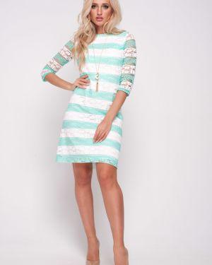 Платье на молнии платье-сарафан Leleya