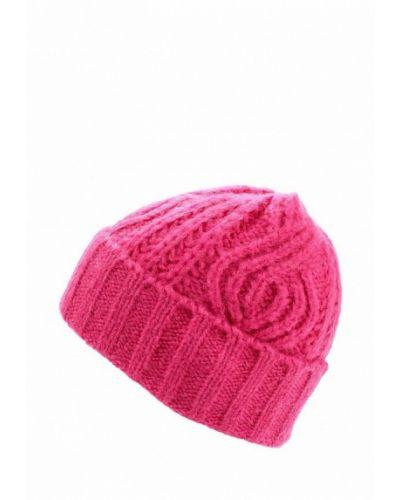 Розовая шапка бини Topshop