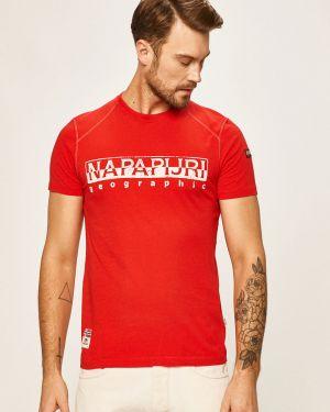 Koszula z wzorem wełniany Napapijri