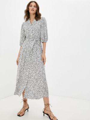 Платье - белое Marks & Spencer