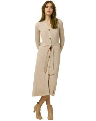 Beżowa sukienka Ivy & Oak