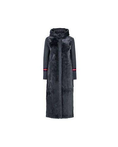 Пальто серое пальто Diego M