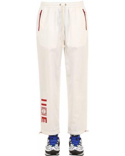 Białe spodnie Iise