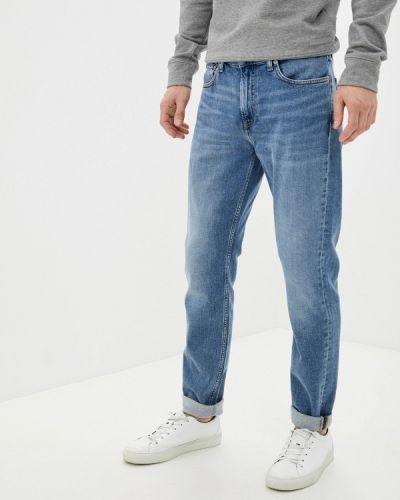 Синие джинсы осенние Calvin Klein Jeans