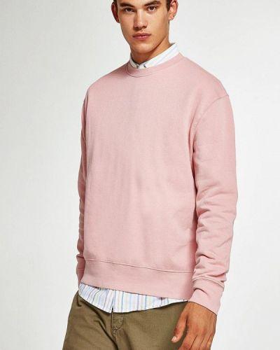 Розовый свитшот Topman